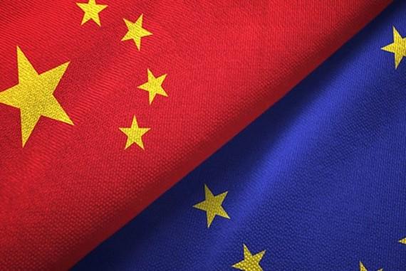 Trung Quốc vẫn là đối tác thương mại hàng đầu của EU