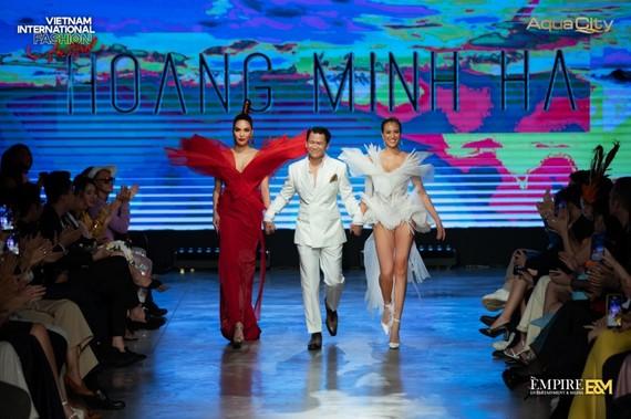 Đô thị đảo Phượng Hoàng - Nguồn cảm hứng của NTK Hoàng Minh Hà trong BST mới