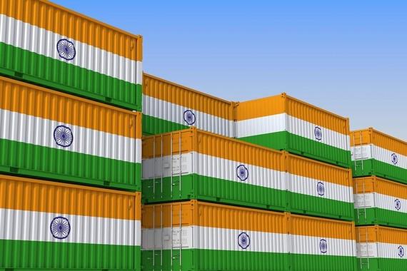 Ấn Độ đang xem xét đợt tăng thuế mới đối với hàng nhập khẩu. Nguồn: Shutterstock