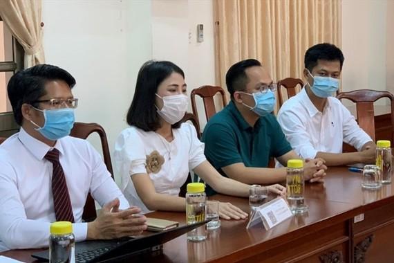 Tại buổi làm việc lần 2, YouTuber Thơ Nguyễn bị xử phạt 7,5 triệu đồng. Ảnh: Cơ quan công an cung cấp