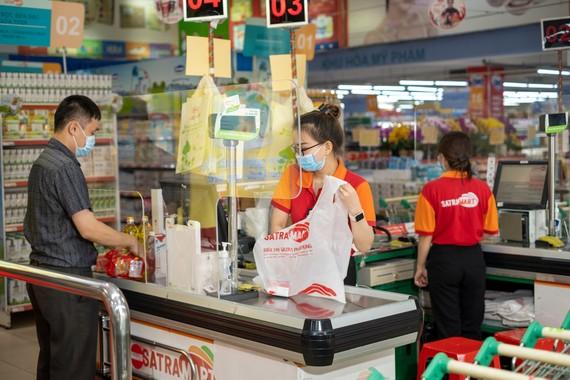 SATRA tăng cường phòng chống dịch tại các hệ thống bán lẻ