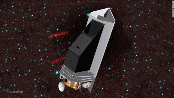 Kính viễn vọng không gian NEO Surveyor