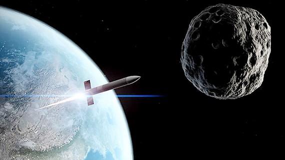  Mô hình tàu vũ trụ của NASA đâm vào thiên thạch làm chệch hướng va chạm với Trái đất