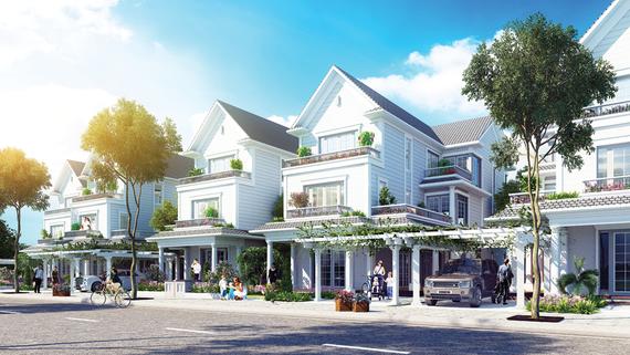Park Riverside Premium có số lượng biệt thự đơn lập giới hạn với 34 căn, đa phần có diện tích đất rộng khoảng 300m², đặc biệt có căn hơn 600m²