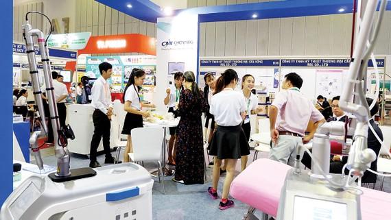 Tổ chức thành công Triển lãm y tế quốc tế Việt Nam (Pharmed & Healthcare Vietnam - Pharmedi 2017)