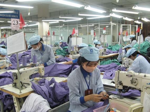 今年紡織品成衣部門的出口額有望達300億至305億美元。其中,美國市場佔51%。(示意圖源:互聯網)