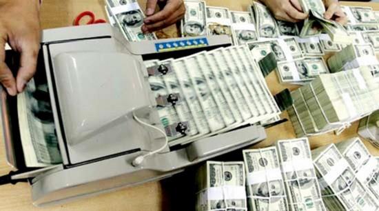 截至今年9月底,本市僑匯收入達33億7500萬美元,與8月底增12.5%,同比增6%。(示意圖源:互聯網)