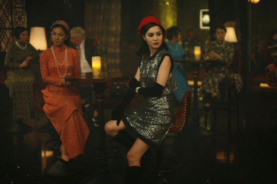 《西貢三小姐》公映時已被現場直播。