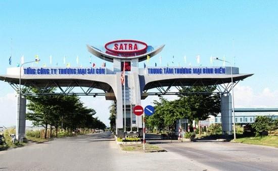 圖為SATRA投建的平田商業區項目一瞥。