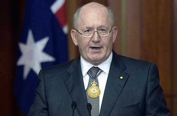 澳大利亞總督彼得‧科斯格羅夫。(圖源:AFP)