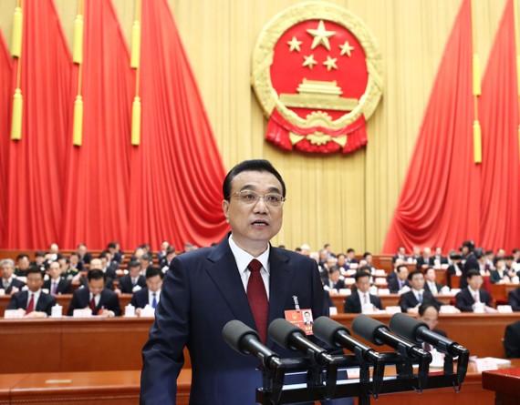 中國國務院總理李克強。(圖源:新華網)