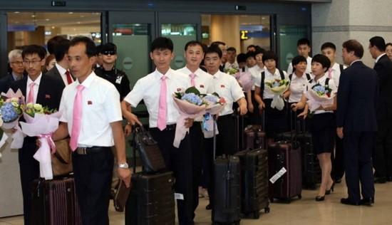 韓朝聯隊將再現賽場。