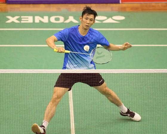 我國選手阮進明。