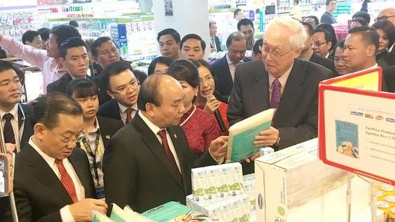 NTUC FairPrice集團在新加坡300多家商店與超市售賣越南商品。