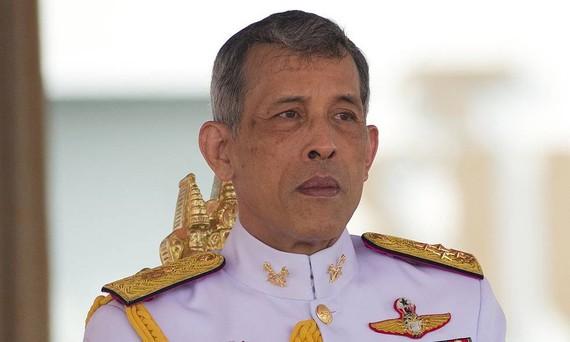 泰國國王瑪哈‧瓦吉拉隆功。(圖源:互聯網)