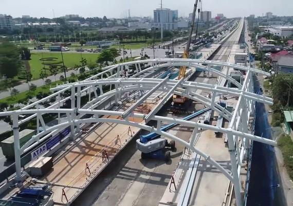 資金匱乏一號地鐵線項目停滯不前。(圖源:互聯網)