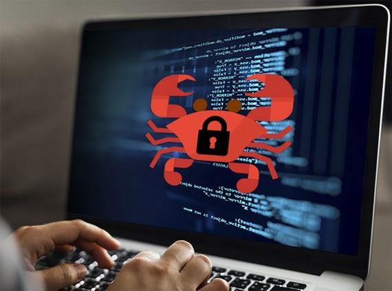 根據Bkav病毒監察系統的統計,我國3900台電腦已被上述惡意代碼感染。(圖源:互聯網)