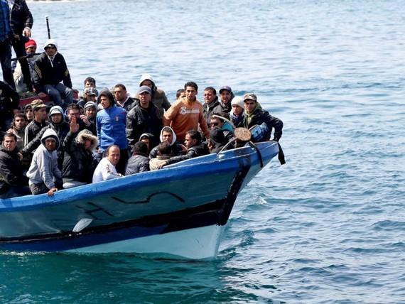 歐盟邊境與海岸警衛局當地時間4日通報,去年歐盟非法入境約15萬人次,創近5年新低。(圖源:Shutterstock)
