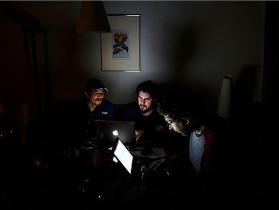 委內瑞拉持續近一周大規模停電,馬杜羅政府稱是美國所為。(圖源:VCG)