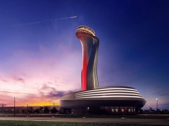機場獨特的控制台設計獲得不少國際獎項。(  圖源:互聯網)