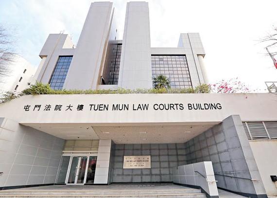 """香港沙田和屯門兩區法院最近對犯下""""非法工作""""罪名的13名越籍勞工(包括9男4女),作出15至20個月有期徒刑《判決》。圖為香港屯門法院大樓。(圖源:互聯網)"""