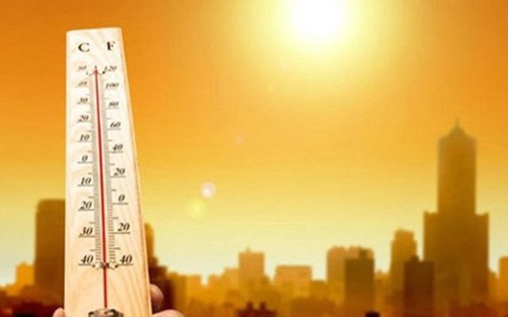 全國迎來 38 至 39 攝氏度高溫天氣。(示意圖源:互聯網)