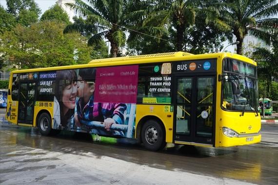 巴士廣告年均營收額有望達1350億元。(圖源:M.Q)