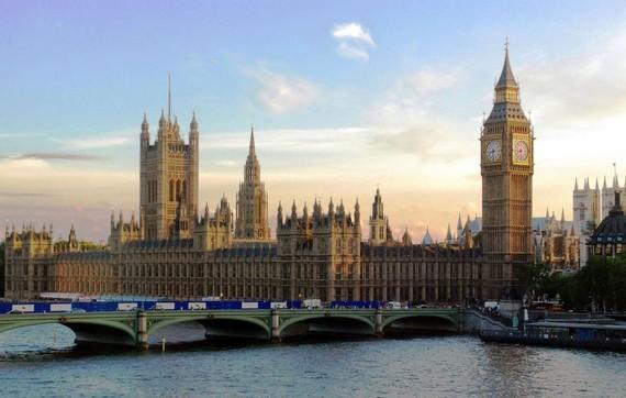 英國議會大廈預計將從2020年代中期開始進行翻修。圖為英國議會大廈一瞥。(圖源:互聯網)