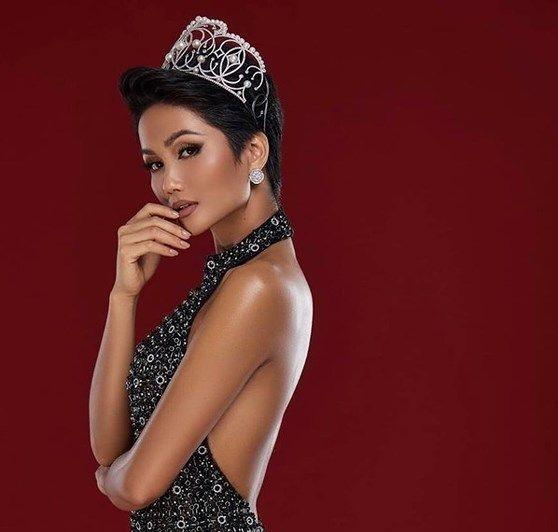 越南環球小姐赫姮尼依。(圖源:互聯網)