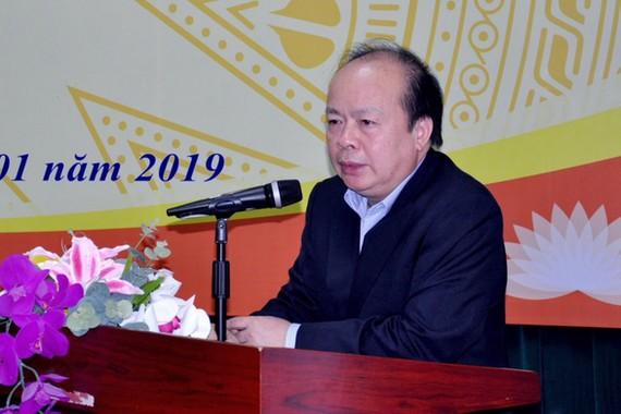 財政部副部長黃光海。(圖源:財政部網站)