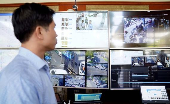 交通攝像調度系統獲轉到市智慧城市調度中心。