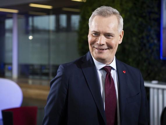芬蘭共和國總理安蒂‧林內。(圖源:Talouselama)