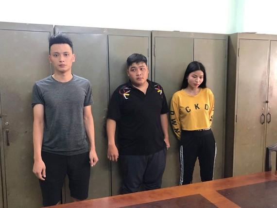 被扣押的3名對象。(圖源:CTV)