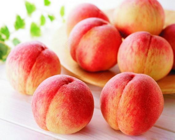"""桃子營養豐富,被稱為""""果中皇后""""。(圖源:互聯網)"""