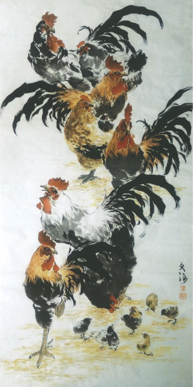 陳文海 畫