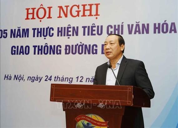 交通運輸部原副部長阮鴻長。(圖源:越通社)