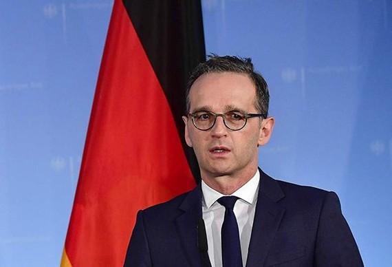 德國外長馬斯。(圖源:互聯網)