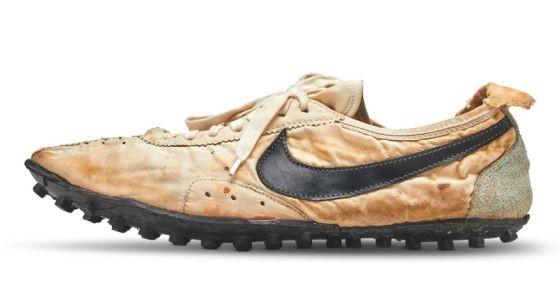Nike「月球鞋」。(圖源:互聯網)