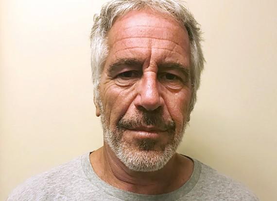 涉及多項性罪行的美國億萬富翁愛普斯坦,候審期間在獄中自殺身亡。(圖源:AP)