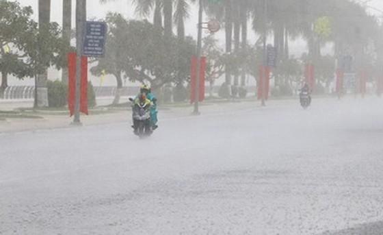 受4號颱風影響,本市與南部各省將會出現強降雨。(示意圖源:互聯網)