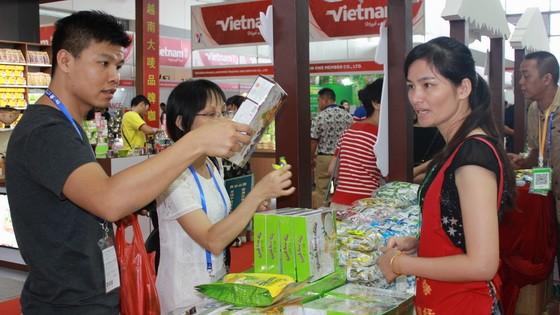 越南連續多年實現包館,許多農產品和食品通過中國-東盟博覽會走進中國市場。