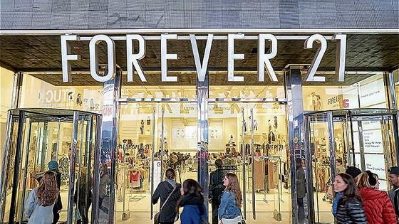 Forever 21申請破產保護 將結束歐亞業務,保留美國門市。(圖源:互聯網)