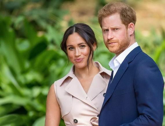 哈里王子夫婦近日走訪南非。(圖源:互聯網)