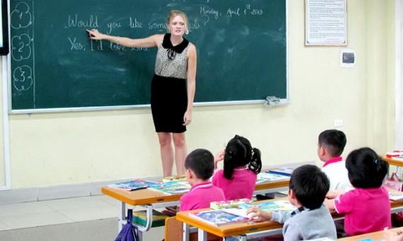 市教育與培訓廳:錄用外國教員須有正規師範文憑。(示意圖源:互聯網)