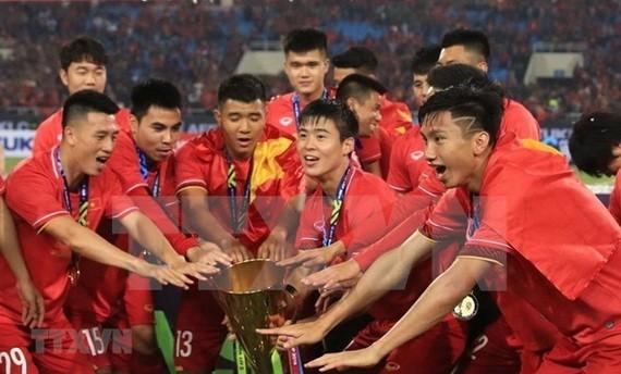 越南足球隊。(圖源:互聯網)