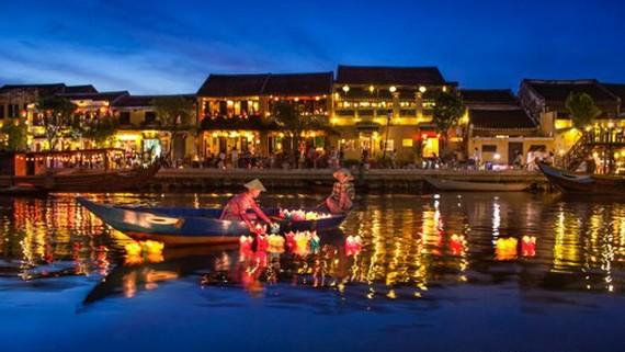 越南會安古埠受到Condé Nast Traveller雜誌的高度評價。(圖源:互聯網)