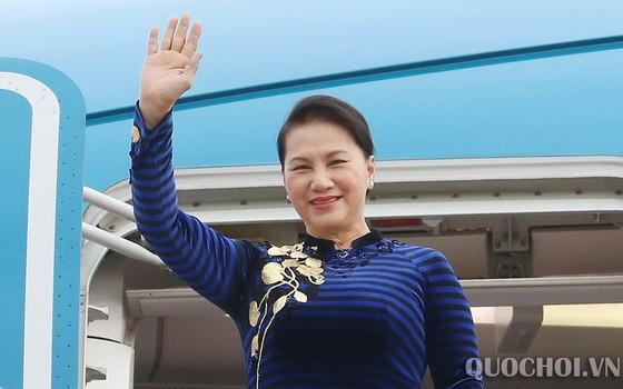 國會主席阮氏金銀將於本月8至11日及12至14日率領越南國會高級代表團分別對俄羅斯聯邦及白俄羅斯共和國進行正式訪問。(圖源:Quochoi.vn)
