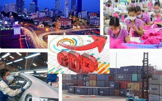 今年越南經濟取到可喜成績,國內生產總值(GDP)的增長速度約達6.8%。(示意圖源:田升)