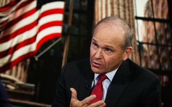 大衛‧卡爾霍恩(David Calhoun)被任命為波音公司總裁兼首席執行官。(圖源:Bloomberg)