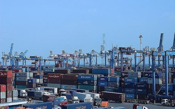 2019年吉萊港的集裝箱吞吐量突破500萬TEU。(圖源:T.H)
